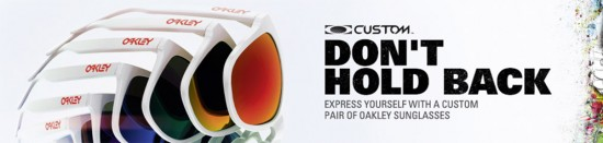 oakley eyewear catalog 2011