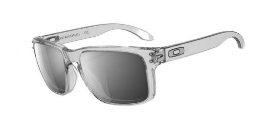 Oakley-Holbrook-Polished-Clear
