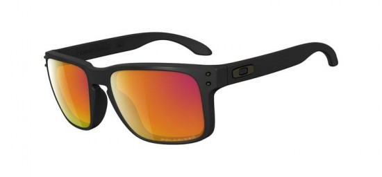 Oakley-Polarized-Holbrook-Black-Ruby