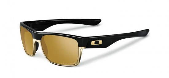 Oakley-Polarized-Twoface-Black-24K